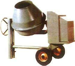 Laboratory Concrete Mixer (Motorised)