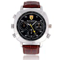 Spy Wrist Watch Camera- High Definition