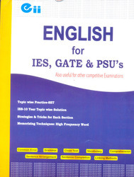 English For IES GATE PSU s