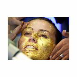 Gold Leaves for Cosmetics