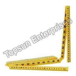 Folding Meter Sticks (Plastic)