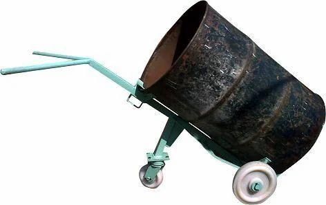 Manual Barrel Trolley