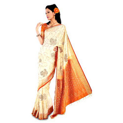 Kanchipuram Silk Saree-VI-43