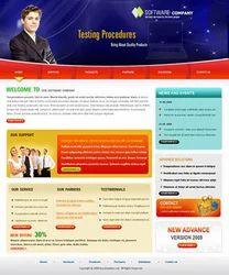 website designing design templet service provider from kolkata