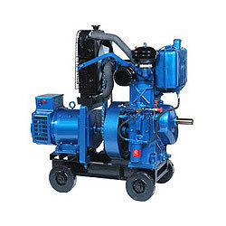 Diesel Generating Sets 2 Kva To 7.5 Kva Watercooled