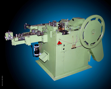 Wire Nail Making Machinery