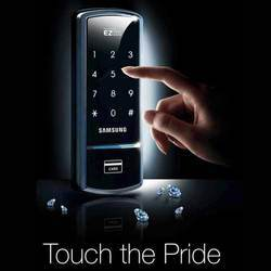 Electronic Keypad Door Lock
