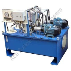 Hydraulic Power Pack for Paper Mills