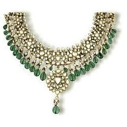 Traditional Jadau Necklace Sets