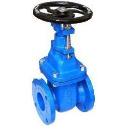 Kartar Make C.I. Sluice Valve With Handwheel