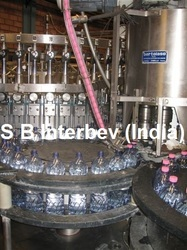 Used Complete Filling Line for Still Water - Used Beverage / Bottling Plants and Machinery