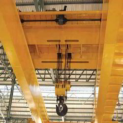 Double Girder Overhead Traveling Cranes