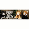 Wild Republic Animals Soft Toys