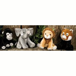 Animals Soft Toys