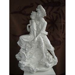 Romantic Marble Statues ( S-2 )