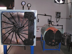 Rectangular Autoclave