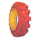 Heavy Duty Trolley Tyre