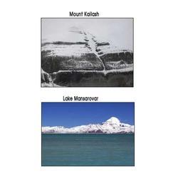 Mount Kailash & Lake Mansarovar