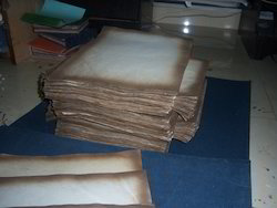 Cotton Rag Handmade Papers For Calligraphy