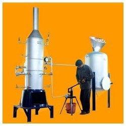 Cashew Nut Boiler (Capacity 320 Kg)
