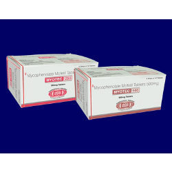 Mycophenolate Mofetil Tablets 250 MG