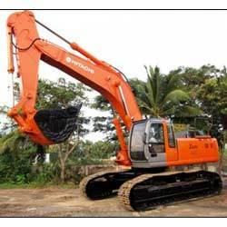 Excavator Zaxis 450