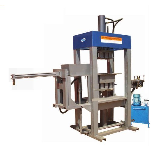 High Pressure Center Press Fly Ash Brick Making Machine