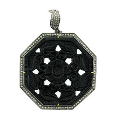 Designer Carving Pendant Jewelry