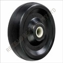High Density Alkathene Rubber Wheels
