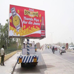 Outdoor Advertising Hoardings