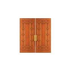 Solid Wood Entrance Doors