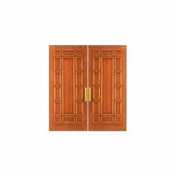 Solid Wood Entrance Doors