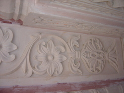 Stone Carving Work