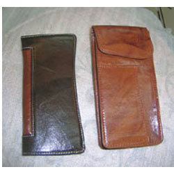 Leather Specks Cover