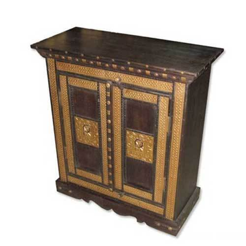 Wooden almirah antique almira exporter from jaipur - Wooden almirah pictures ...