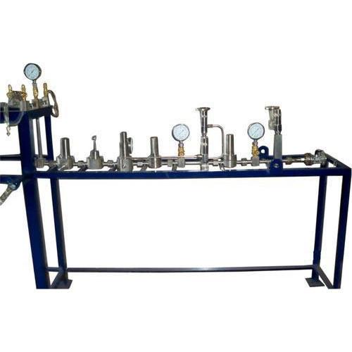 Hydrogen Pressure Reducing Station