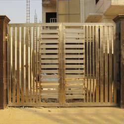 Designer Steel Gate