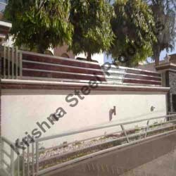 Parapet Steel Railings
