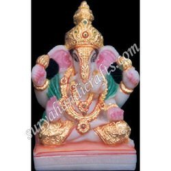 Resin Painting Ganesha