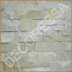 White Mica Stacking Stone