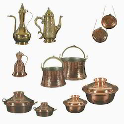 Traditional Cooper & Brass Item