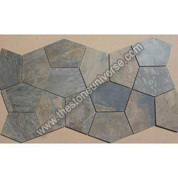 Slatestone Mesh Flagstone Flooring