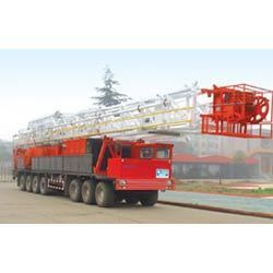 Heavy Duty Workover Rig
