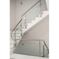Glass & Metal Railing