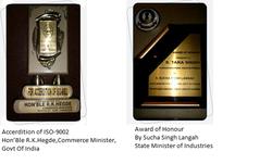 Awards Of Appreciation