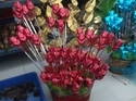 Chocolate Bouquet Red