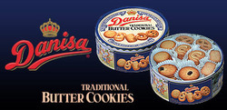 Biscuit  Danisa Butter Cookies