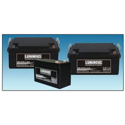 Luminous Sealed Lead-Acid Batteries