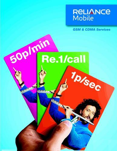 RELIANCE PREPAID AND POSTPAID PLANS