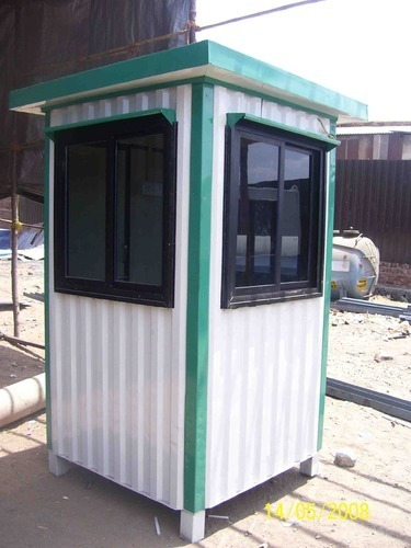 Security Cabins Manufacturer From Chennai